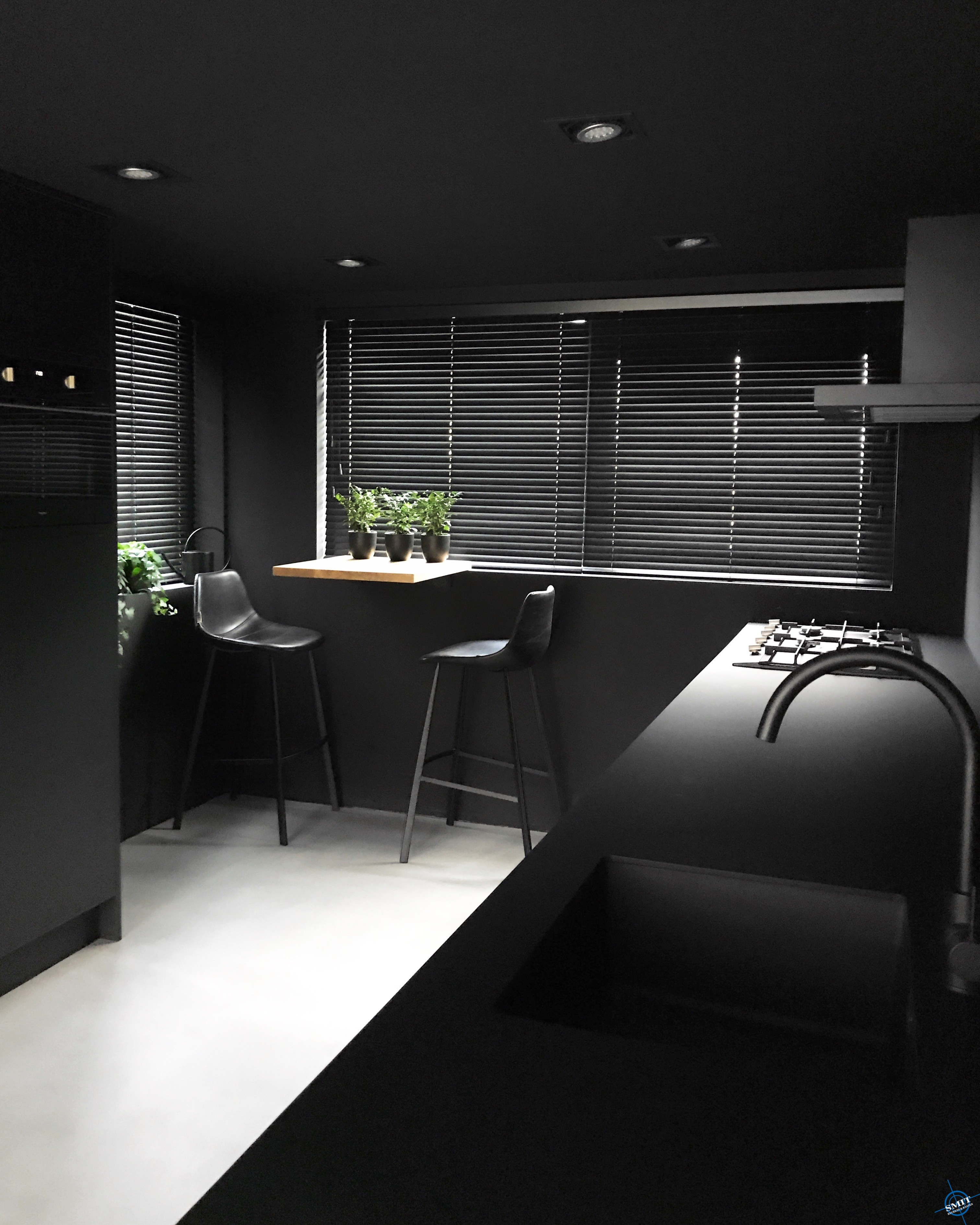 KeukenMatZwart6